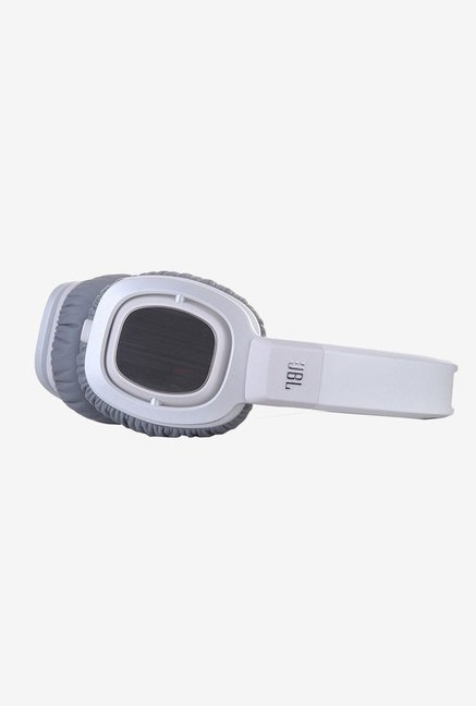 JBL J55 On the Ear Headphone (White)