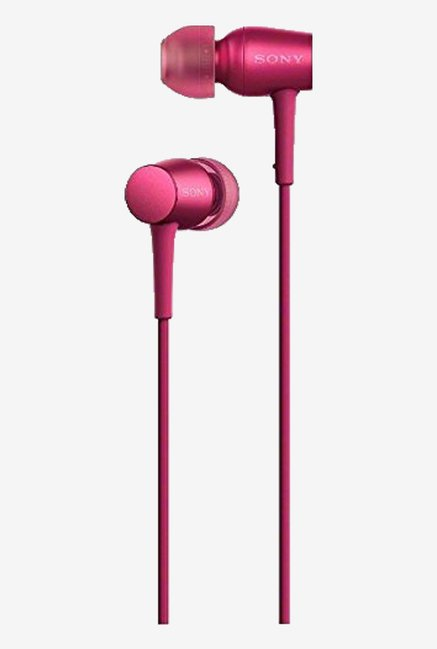 Sony h.ear in canal type earphone High-Resolution