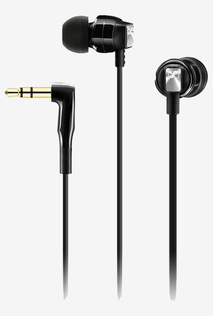 Sennheiser CX 3.00 Black In The Ear Canal Headphone