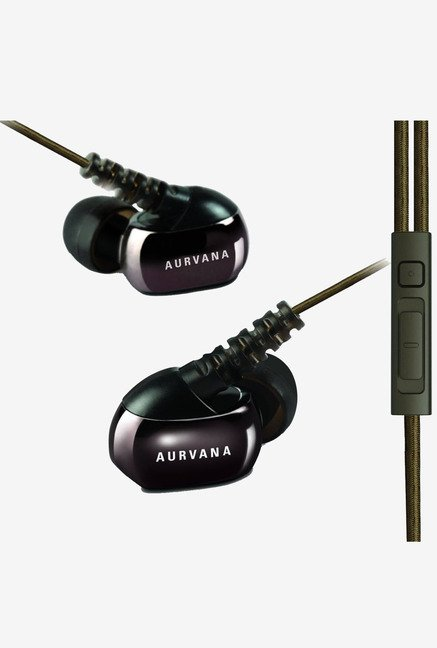 Creative Aurvana In the Ear3 Plus Noise Isolating (Black)