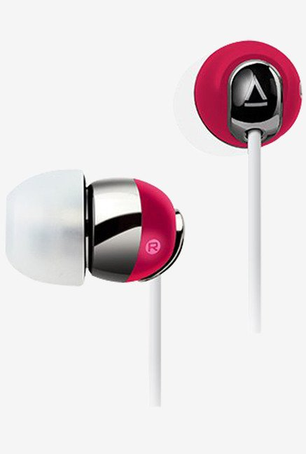 Creative EP-660 EF0440 In the Ear Lifestyle Headphone (Pink)