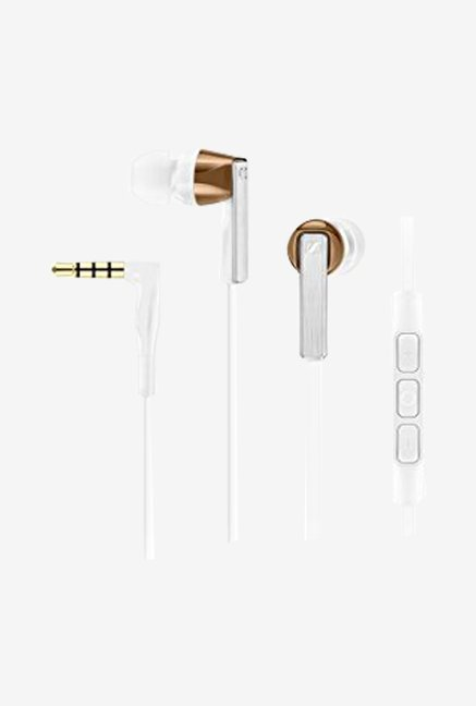 Sol Republic 1111-31 JAX In The EarHeadphones, White/Black