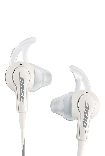 Bose SoundTrue In the Ear Headphones for iOS Models (White)