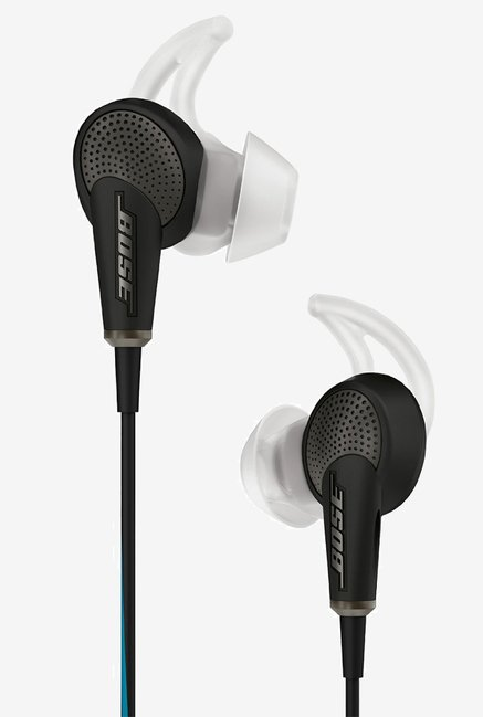 Bose QuietComfort 20 Acoustic Headphones (Black)
