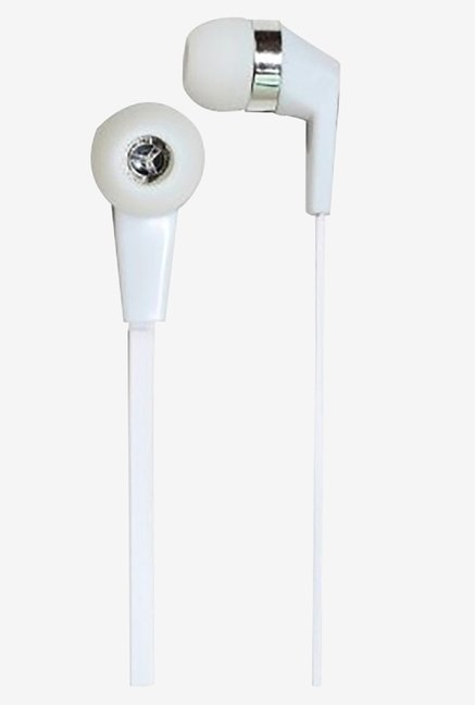 Generic UB-31-C In the Ear Wired Headset (White)