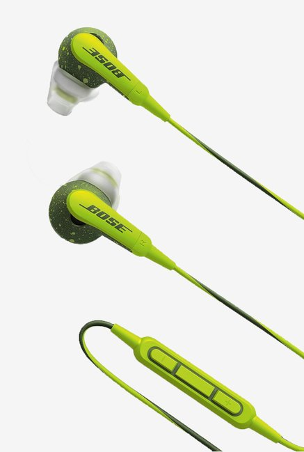 Bose SoundSport In the Ear Headphones (Energy Green)