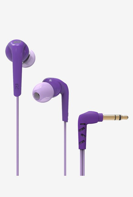 MEE Audio RX18 In The Ear Headphones (Purple)