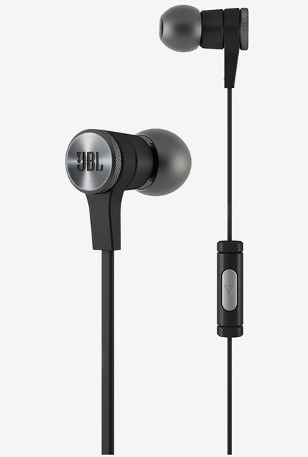 JBl Synchros E10 Stereo In the Ear Headphones (Black)