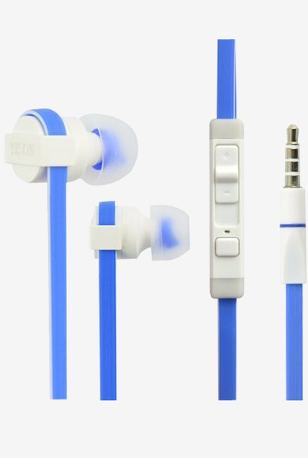 Yison CX390B In The Ear Headphones With Mic (Blue)