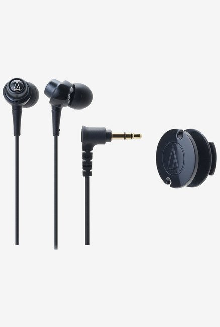Audio Technica ATH-CKL203 BK In The Ear Headphones