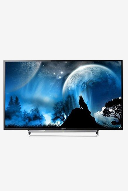 Sony BRAVIA KLV-32R482B 80 cm Full HD LED TV (Black)