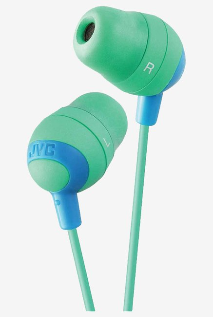 JVC Stereo Water-Resistant Noise Isolating (Black)