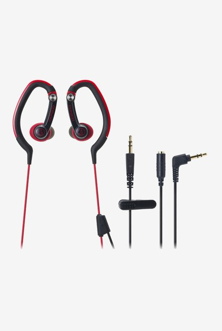 Audio Technica ATH-CKP200 Waterproof (Red)