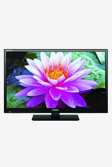 Mitashi MIE022V12 54.6 cm Full HD LED TV (Black)