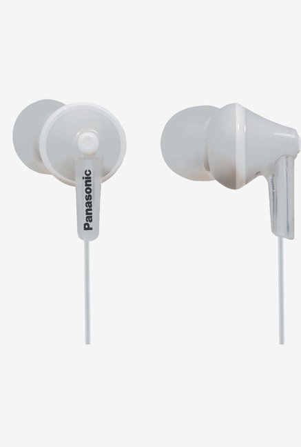 Panasonic RP-HJE125-W Headphones (White)