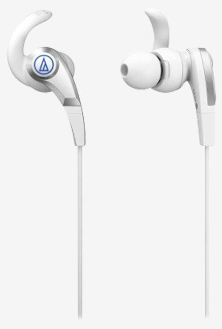 Audio Technica ATH-CKX5 WH Sonic Fuel headphones (White)