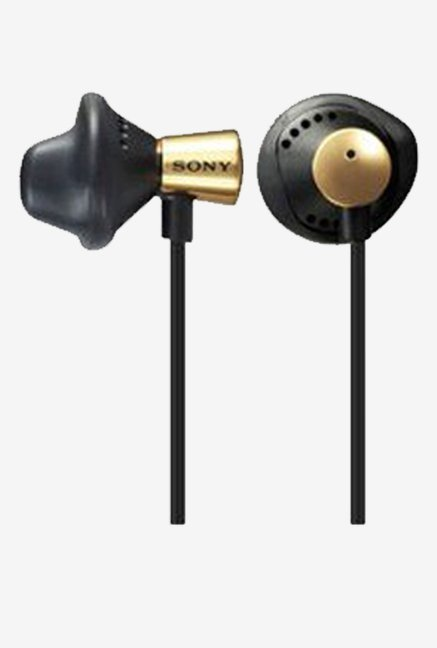 Sony MDR-ED12LPSCIN Headphone (Gold)