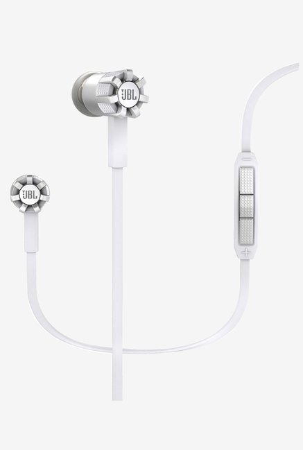 JBL Synchros S200 Premium In The Ear Headphones (White)