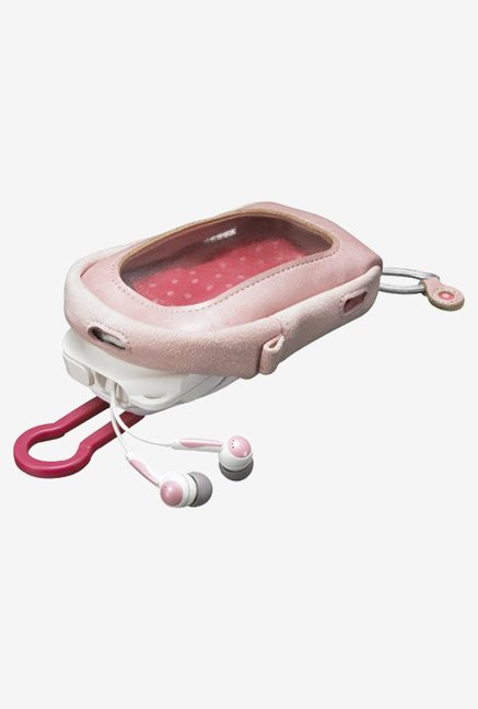 Stereo Dynamic Headphones with Audio Player Case