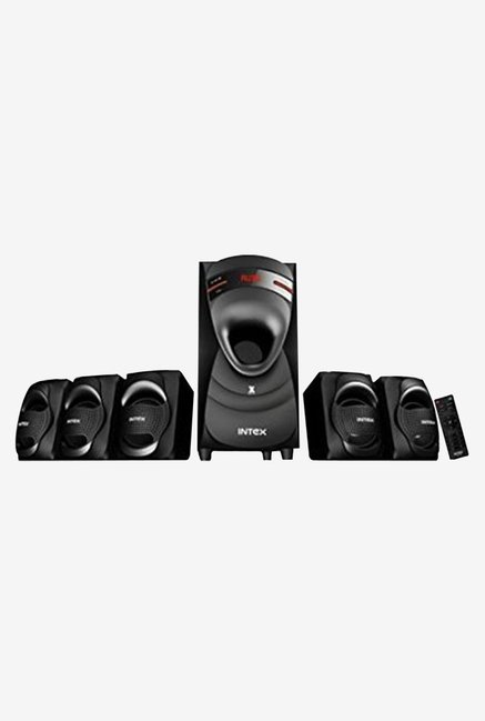 Intex IT-5060 SUF 5.1 Computer Speakers (Black)