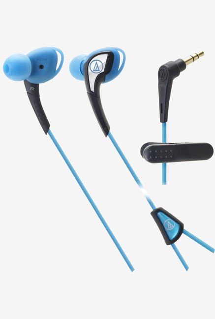 Audio Technica-Sonic Sport 2Headphones (Blue)