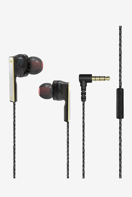 GranVela AS-V2 Dual Symphonic-Driver Stereo Earphone