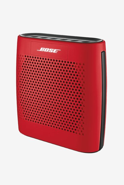 Bose SoundLink Color Bluetooth Speaker (Red)