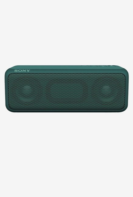 Sony SRSXB3 Extra Bass Portable Wireless Speaker (Green)