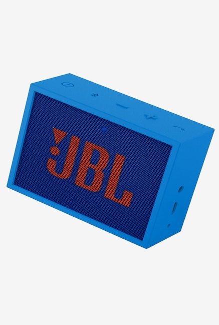 JBL GO Cricket Wireless Portable Speaker (Blue)
