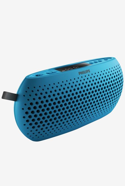 Philips SBM130 Portable Speaker (Blue)