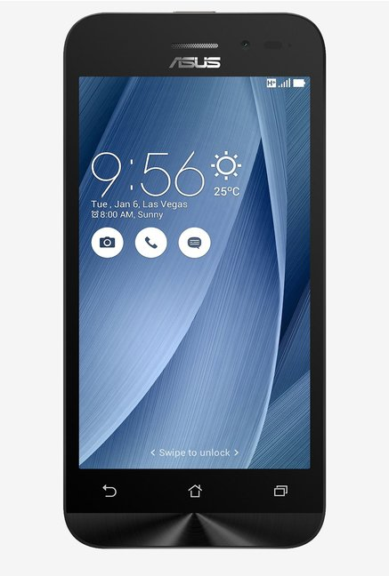Asus Zenfone ZB452KG-6J047IN Go 2nd Generation (Silver)
