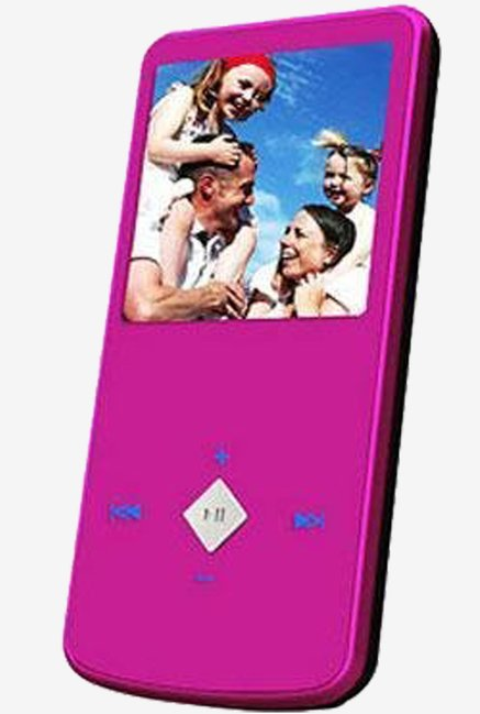 Ematic EM164VIDP 4 GB MP3 Video Player (Pink)