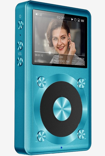 Fiio X1 Digital Music Player (Blue)