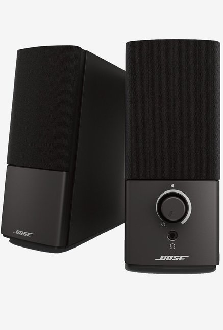 Bose Companion 2 Series lll Multimedia Speakers (Black)
