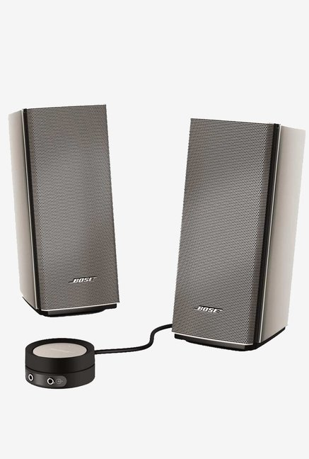 Bose Companion 20 329509-5300 Multimedia Speaker (Silver)