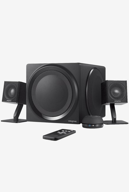 Creative T4 Wireless Bluetooth Speaker System (Black)