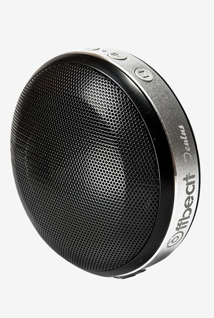 Offbeat OC1001 Portable Bluetooth Speaker (Black)