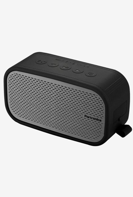 Portronics POR-568 Posh Wireless Bluetooth Speaker (Grey)