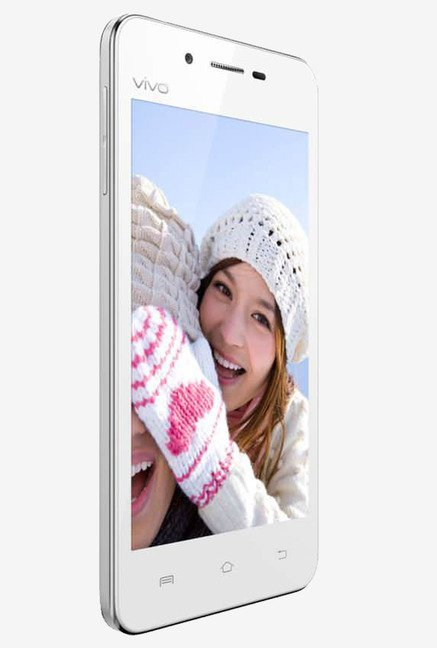 Vivo Y11 Dual SIM touchscreen Smart Phone (White)