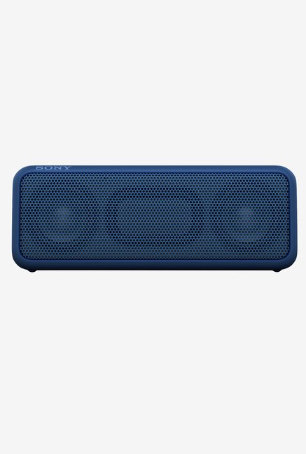 Sony SRS-XB3 Extra Bass Portable Wireless Speaker (Blue)