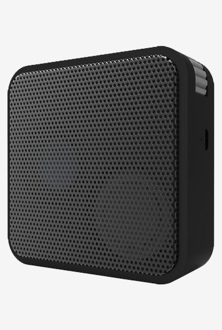 Portronics POR 181 Cubix BT Bluetooth Speaker (Black)