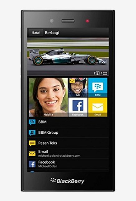 BlackBerry Z3 Dual Core Processor (Black)