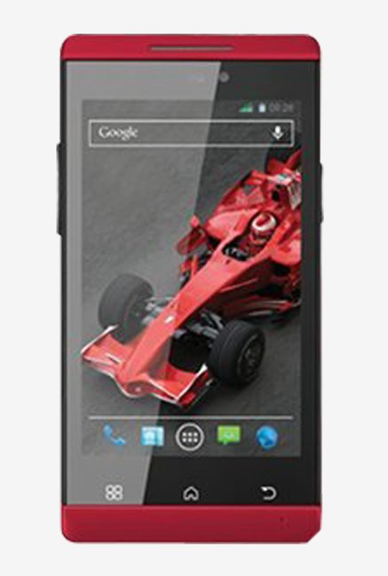 Xolo A600RED IPS Display (Red)