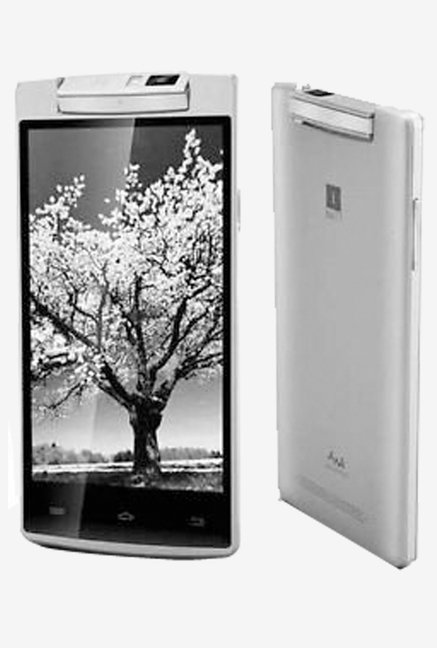 iBall Andi Avonte 5 Android v4.4 Kitkat (Silver)