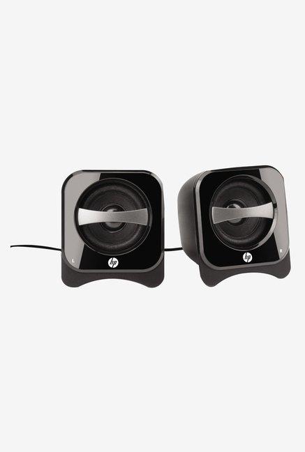 HP BR387AA USB Computer Speaker (Black)