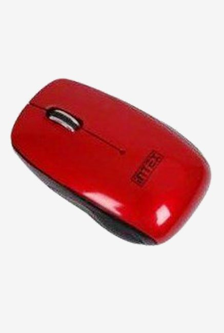 Intex IT-OP72 Mouse (Red)