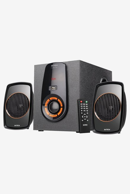 IT-2500 FMU Multimedia Speakers (Black)