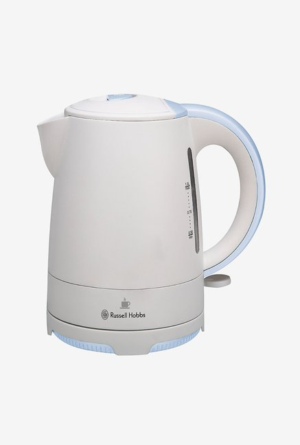 Russell Hobbs RJK31 1 L Cordless Electric Kettle (White)