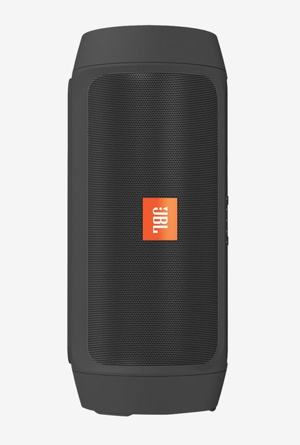 JBL CHARGE2PLUSBLKAM Splashproof Portable Speaker (Black)