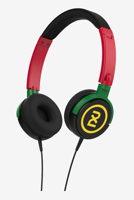Skullcandy X5SHFZ-810 2XL Shakedown Headphone (Red)